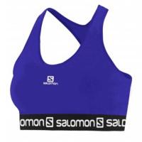 Top Salomon Impact Bra Roxo