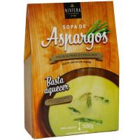 Sopa de Aspargos Thermo Selada Riviera Alimentos