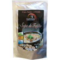 Sopa de Feijão com Macarrão Liofilizada