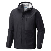 Anorak Columbia Summit Sleeker Shell - Preto