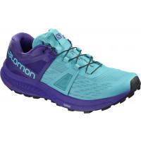 Tênis Salomon Ultra Pro Feminino Azul | Roxo