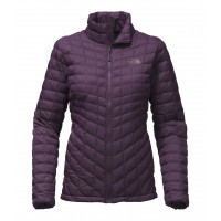 Jaqueta The North Face Thermoball Feminina Roxa