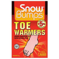 Aquecedor para pés Snow Bumps Toe Warmer