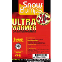 Aquecedor Snow Bumps Ultra Warmer