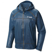 Jaqueta Columbia Outdry Ex Light Shell - Azul