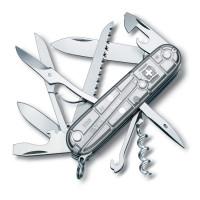 Canivete Suíço Victorinox Huntsman Cinza Translucido
