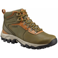 Bota Columbia Newton Ridge Plus II WP Masculina Dark Banana