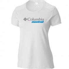 Camiseta Columbia Cool Breeze Montrail Feminino Branco