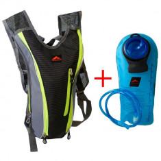 Mochila T&R Hidra Bag + bolsa hidratação