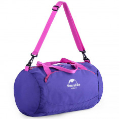 Mini Duffel Naturehike Wet and Dry Roxo
