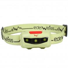 Lanterna de cabeça Edelweiss Polaris IPX6