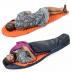Uso dentro do saco de dormir do Isolante Inflável NatureHike Ultralight Mummy